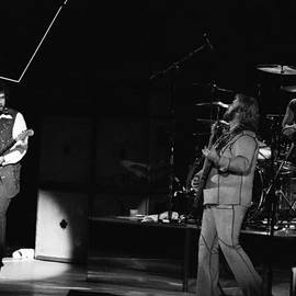 Bachman-turner Overdrive In Spokane In 1976 by Ben Upham