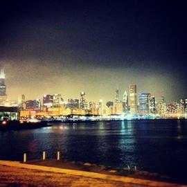 Back in Chicago