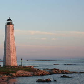 Back to Five Mile Point by Stephen Melcher