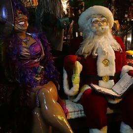 Bad Santa by Chuck Johnson