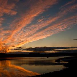 Bagaduce Sunset by Greg DeBeck