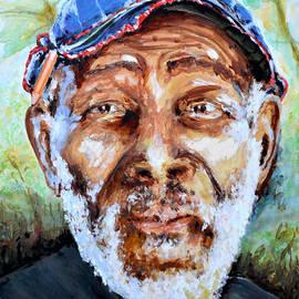 Victor Minca - Bahamian Old Man