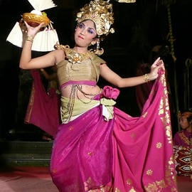 Bali Dancer by Jack Edson Adams