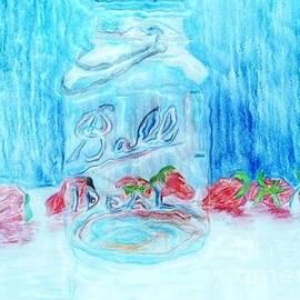 Ball N Berries by Denise Tomasura