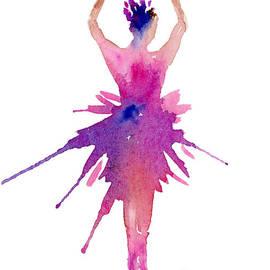 Ballet Releve by Amy Kirkpatrick