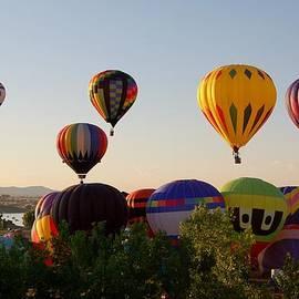 Christopher James - Balloon Festival