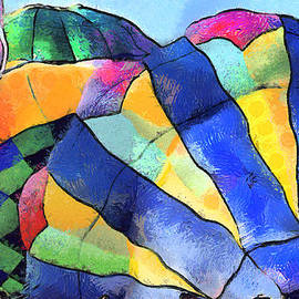 Balloon Fiesta by Stacey Sather