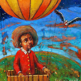 Michal Kwarciak - Balloon Journey