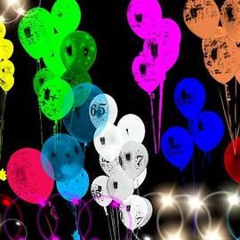 Phillip J Gordon - Balloons - Bubbles