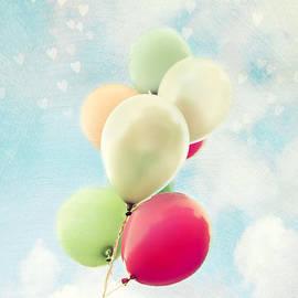 Balloons by Sylvia Cook