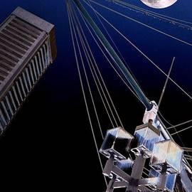 Robert McCubbin - Baltimore Skyline