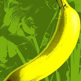 Jean luc Comperat - Banana pop art