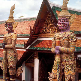 Bangkok Demons by Eva Kato