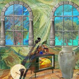 Ally  White - Banjo Room