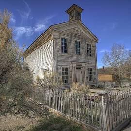 Bannack Lodge # 16 by Ryan Smith