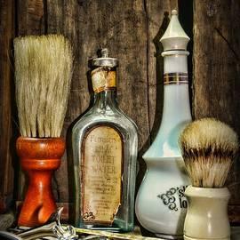 Paul Ward - Barber - Vintage Barber Bottles