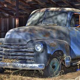 Barn Find by Tony Baca