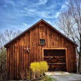 Tricia Marchlik - Barn in Warner