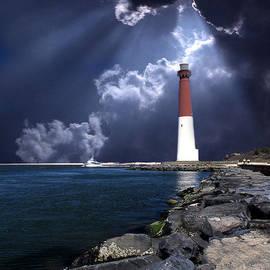 Skip Willits - Barnegat Inlet Lighthouse Nj