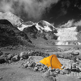 Base Camp by James Brunker