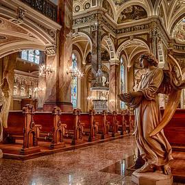 Mike Burgquist - Basilica of St. Josaphat