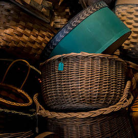 Baskets Galore by Donna Lee