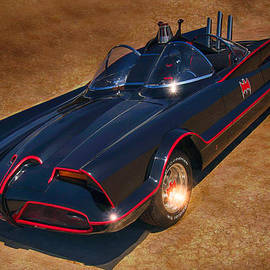 Batmobile by Tommy Anderson
