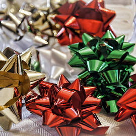 Baubles And Bows by Cricket Hackmann