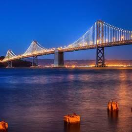 Bay Bridge 0065 by Kristina Rinell