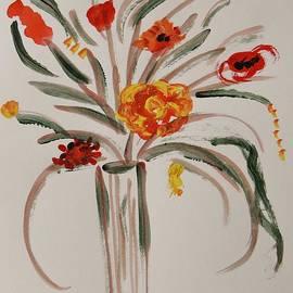 Mary Carol Williams - Bay Flowers