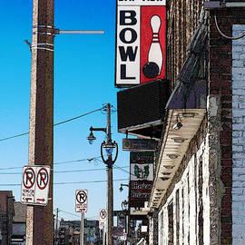 David Blank - Bay View Bowl