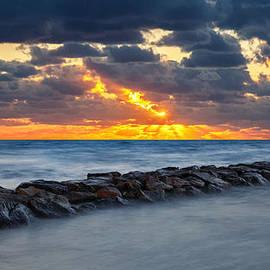 Bill Wakeley - Bayside Sunset