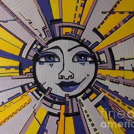Bazinga - Sun by Grace Liberator