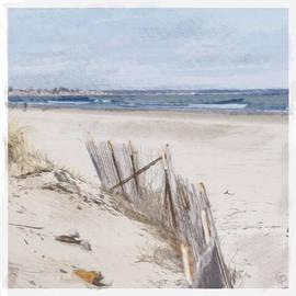 A Beach in Maine by George Pennington