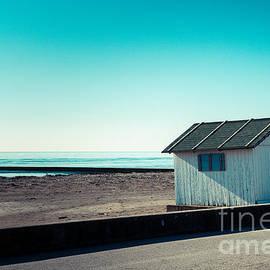 Beach Cabin by Hannes Cmarits