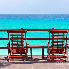 Charline Xia - Beach Chairs