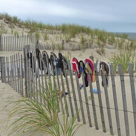 Terry DeLuco - Beach Fence Shoes Seaside NJ