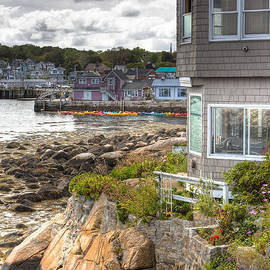 Beach house by Bryan Keil