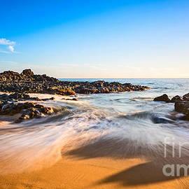 Jamie Pham - Beach Paradise - beautiful and secluded Secret Beach in Maui.