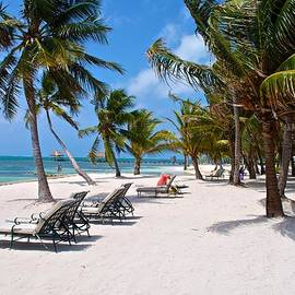 Beachy Belize by Kristina Deane