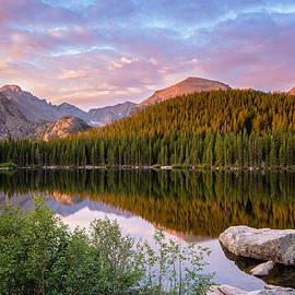 Bear Lake Sunrise by Adam Pender