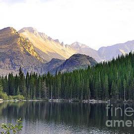 Nava Thompson - Bear Lake Sunset