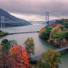 Bear Mountain Bridge by Joan Carroll