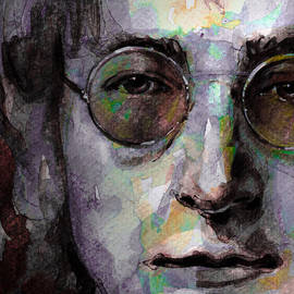 Beatles - John Lennon by Laur Iduc