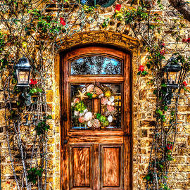 Beautiful Entry by Jim Carrell