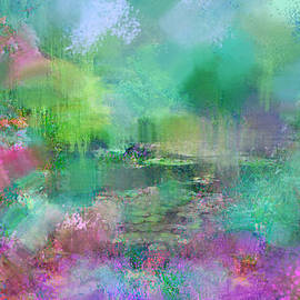 Beautiful Giverny by Carla Parris
