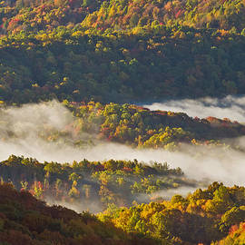 Ulrich Burkhalter - Beautiful morning in the hills...