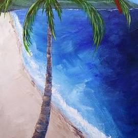 Jamie Frier - Beautiful Palos Verdes Palm and Parrots