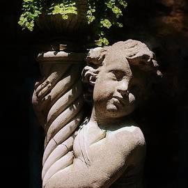 Beautiful Statue by Joy Bradley