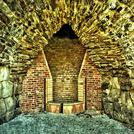 Beckley Furnace by Mike Martin